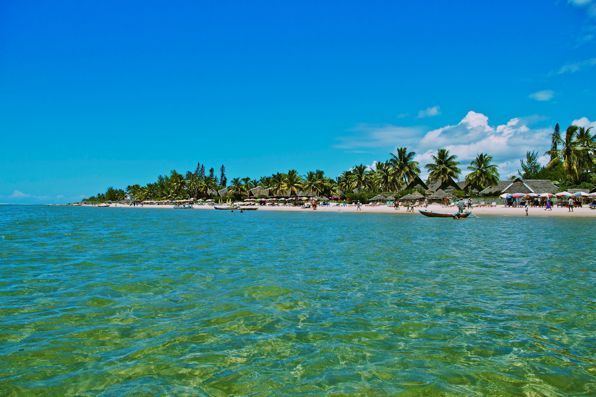 After Mexico, visit Madagascar and its beaches