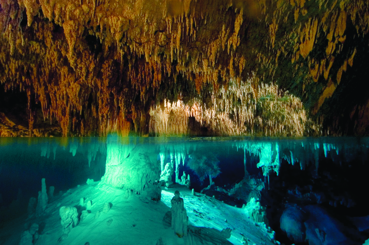 cenote nohoch paseo tours