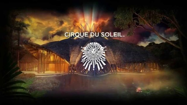 JOYA-The New Show from Cirque du Soleil in Mexico
