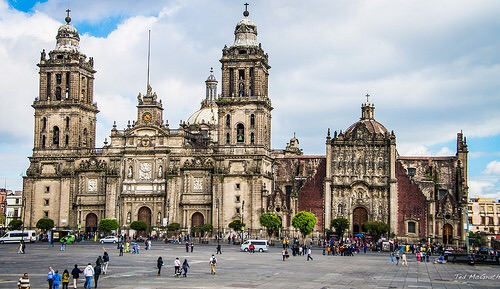 THE MOST BEAUTIFUL CITIES OF MEXICO