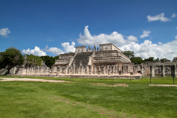 Stay in Mexico, to discover Chichén Itzá