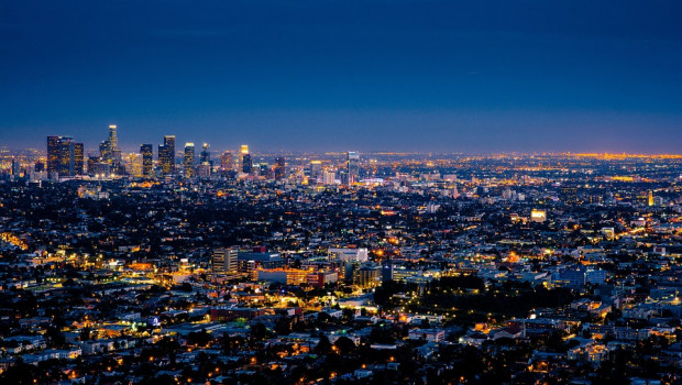Which place do you have to visit in Los Angeles before heading to Mexico?